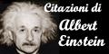 Citazioni di Einstein